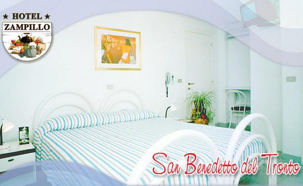 | Hotel | Case per ferie | Bed & Breakfast | Hotel Zampillo San Benedetto San Benedetto del Tronto