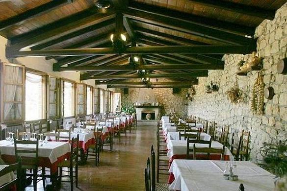 Ristorante Locanda La Rocca San Leo
