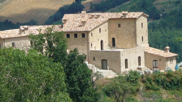 Borgo Storico Cisterna Macerata Feltria