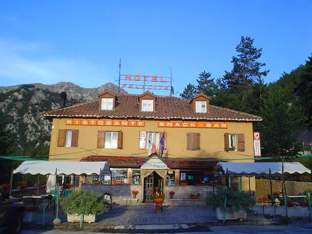 Hotel Felycita Frontignano di Ussita