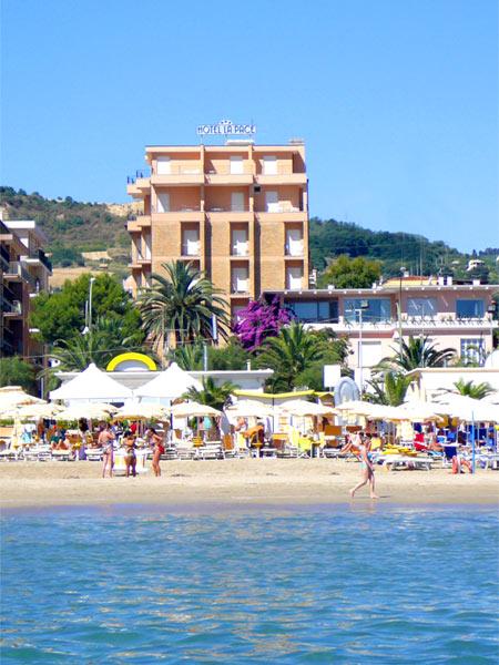   Hotel   Hotel La Pace San Benedetto del Tronto