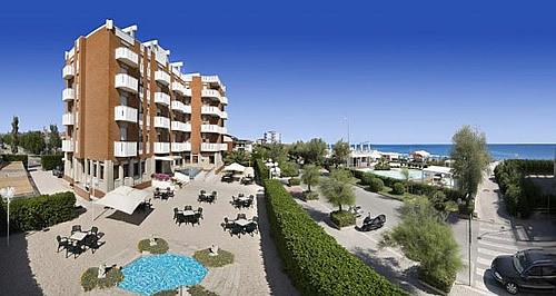 Hotel Continental Fano Fano