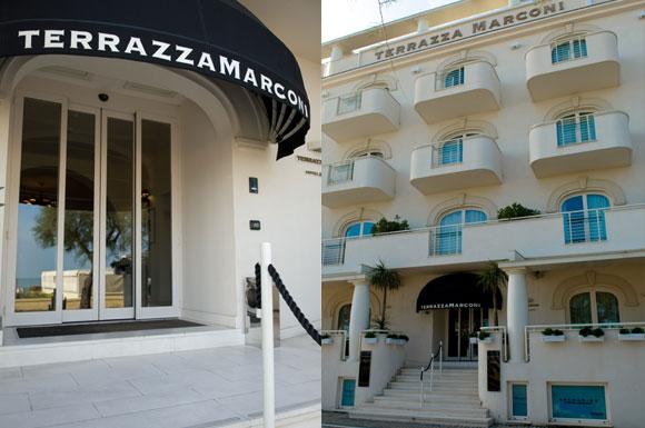 Terrazza Marconi | Hotel | Centri Benessere | a Senigallia (Ancona)
