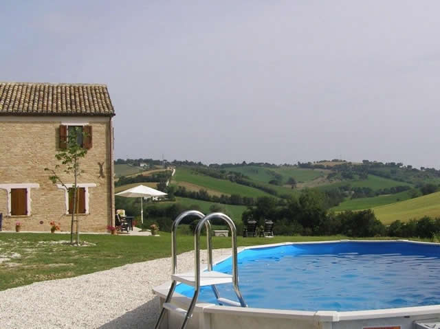 Casa Onda Roncitelli di Senigallia
