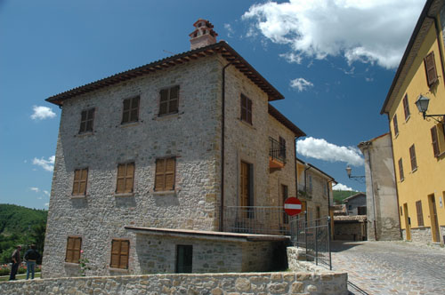 Casa Vacanza Sasso Simone Frontino