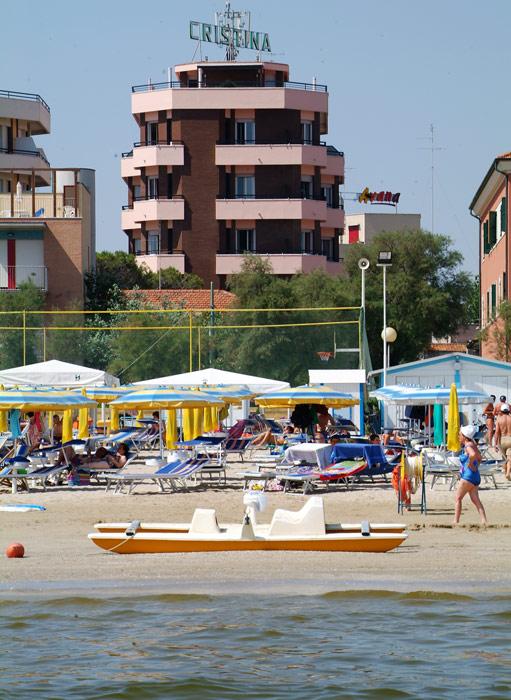 Hotel Cristina Senigallia