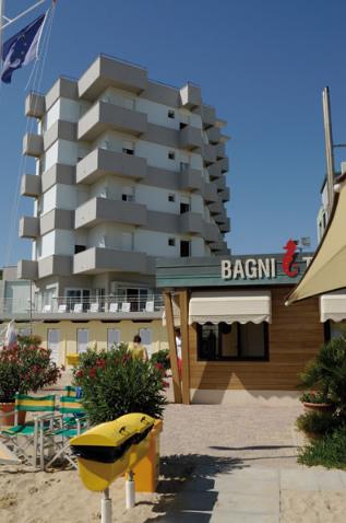 Hotel Baltic Pesaro Pesaro