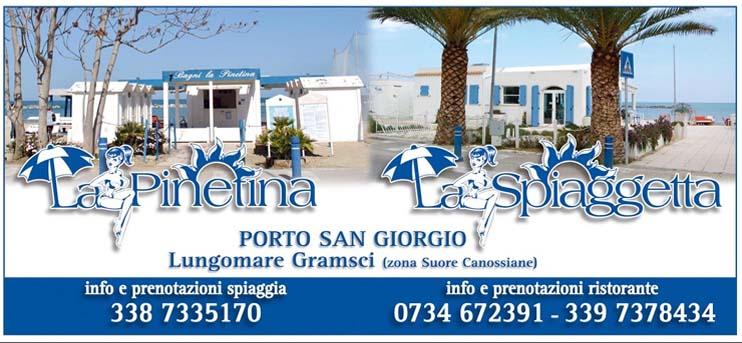 La Spiaggetta di Brandi Andrea & C. Snc Porto San Giorgio