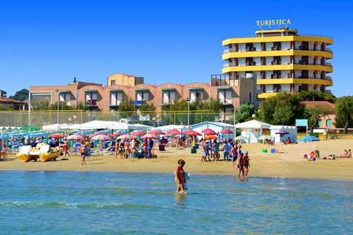 Hotel Turistica Senigallia