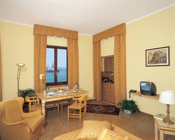 | Residences | Appartamenti | Residence Palace Ancona