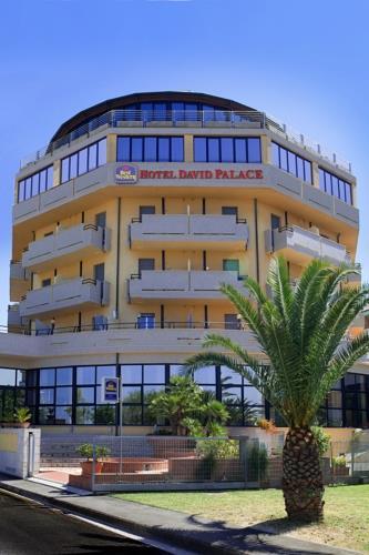 Best Western Hotel David Palace Porto San Giorgio