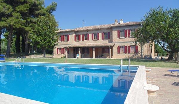 Villa a Montebello rif. 752 Orciano di Pesaro - Montebello